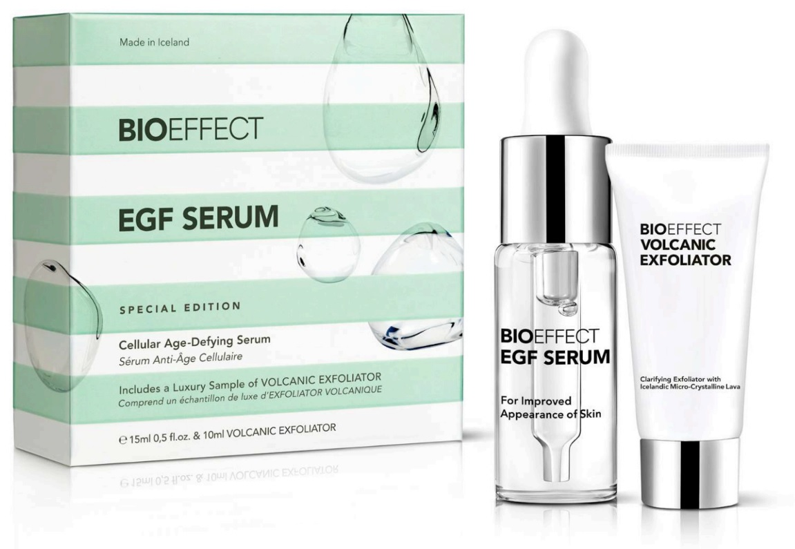 EGF SERUM BIOEFFECT Sonderausgabe 2018