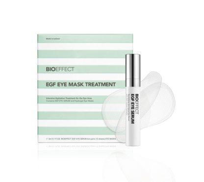 EGF Eye mask treatment
