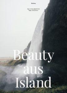 Für Sie Madame, Monsieur: Beauty aus Island